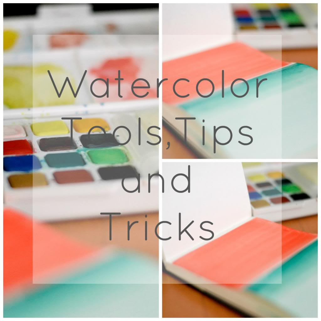 Watercolor tools tips and tricks part 2 inkstruck studio for Watercolour tips and tricks