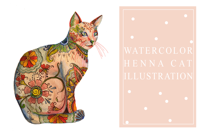henna-cat-illustration-by-Lindsey-Bugbee