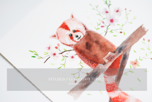 red-panda-illustration-by-inkstruck