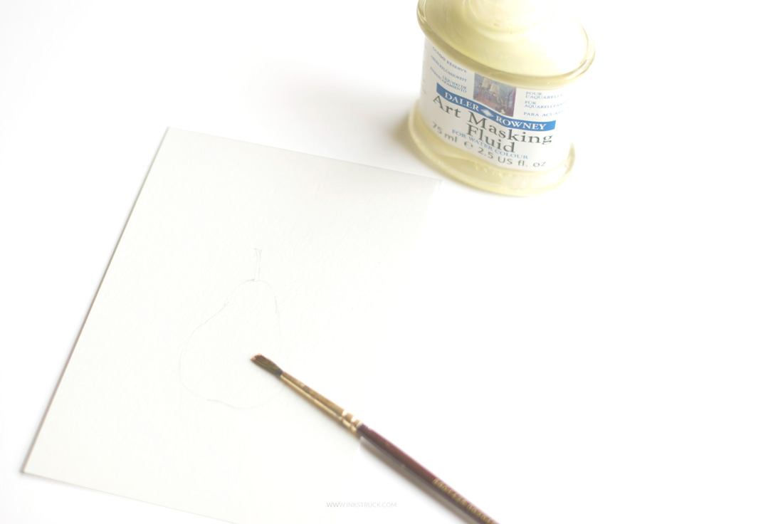 Learn how to paint with watercolors using straws and a further tutorial on realistic painting by Zakkiya hamza of Inkstruck Studio.
