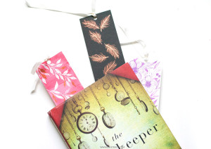 Learn how to create DIY bookmarks in three different ways in this tutorial by Zakkiya Hamza of Inkstruck Studio