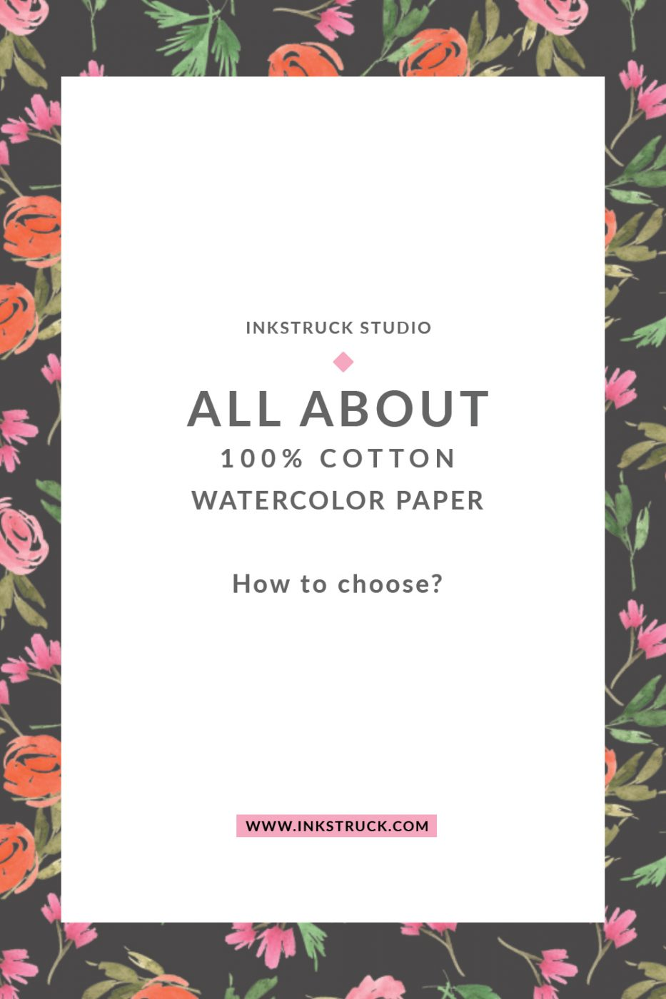 How-to-paint-watercolor-paper-100%-cotton-watercolor-paper-by-Zakkiya-Hamza-of-Inkstruck-Studio